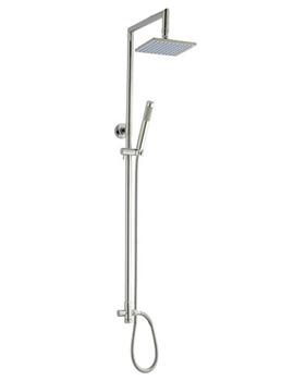 Hudson Reed Tiamo Mitred Shower Kit With Diverter - A364