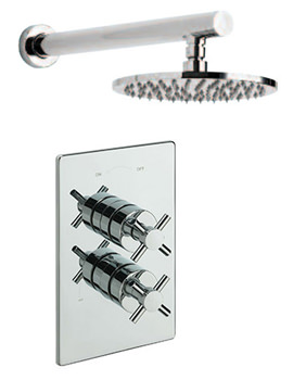 Erin Concealed Thermostatic Shower Valve - 82091A