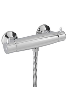 Brighton Exposed Thermostatic Shower Valve - 82010