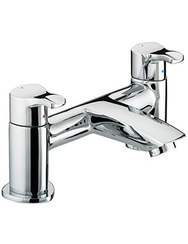 Bristan Capri Bath Filler Chrome Plated Tap - CAP BF C