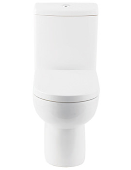 Related Balterley Reflection Fully Flush To Wall WC With Cistern And Seat 675mm