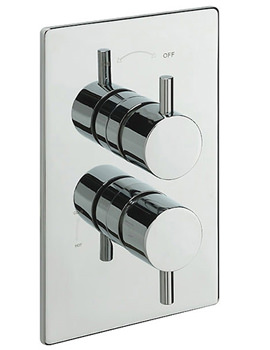 Bella Concealed Valve With 2 Way Diverter And Shower Set