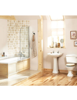 Heritage Rhyland Traditional Bathroom Suite - 1