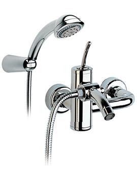 Atai Wall Mounted Bath And Shower Mixer Tap - 5A0134A00