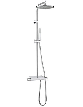 Related Crosswater Arctic Multifunction Thermostatic Shower Valve Wit Kit - RM600WC