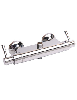 Mayfair Contemporary Lever Thermostatic Bar Shower Valve - SFL230