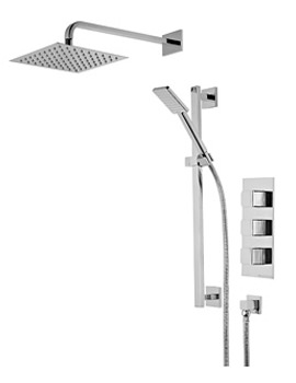 Hydra Concealed Dual Function Shower Set - SVSET47