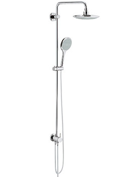 Rainshower Solo Shower System With Diverter - 27411000