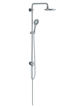 Related Grohe Rainshower Icon Wall Mounted Shower System With Diverter - 27433000