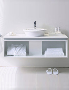 Related 2nd Floor Basin 580mm On Darling New 1200mm Furniture - DN645101451