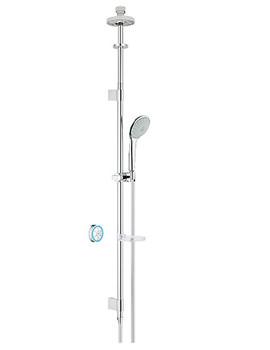 Euphoria F Digital Shower Set With Ceiling Fed - 36306000
