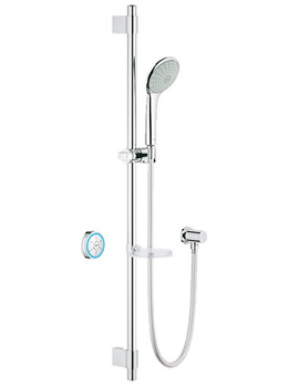 Euphoria F Digital Pumped BIV Shower Set - 36304000