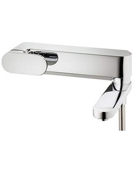 Trevi Moments Wall Mounted Bath Shower Mixer Tap