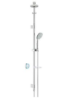 Euphoria F Digital Ceiling Fed Pumped Shower Set - 36308000