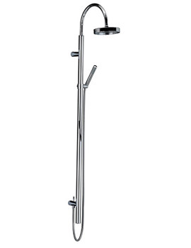 Bristan Prism Shower Pole With Integral Diverter - PM SP C
