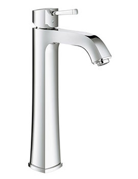 Related Grohe Spa Grandera Basin Mixer Tap Chrome - 23313000
