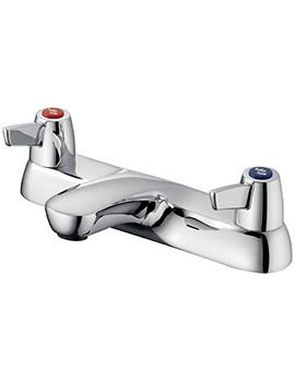 Armitage Shanks Sandringham 21 Chrome Bath Filler Tap - B9883AA