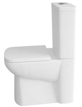 Granger Compact Close Coupled WC With Seat - CPC002