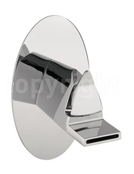 Related Crosswater Magnum Wall Mounted 1 Hole Set Basin Mixer Tap