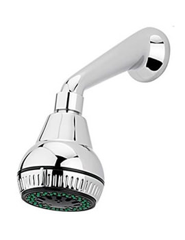 Tre Mercati Ideal Shower Head And Arm - 1355
