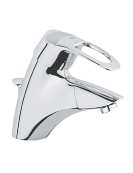 Related Grohe Chiara Basin Mixer Tap Half Inch Chrome - 32304000