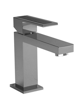 Noken Irta Chrome Basin Mixer Tap With Pop-Up Waste