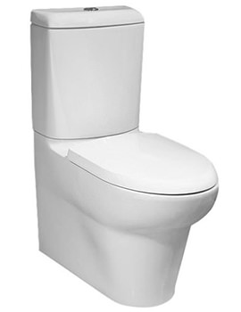 Infinity Close Coupled Back To Wall WC With Soft Close Seat 695mm