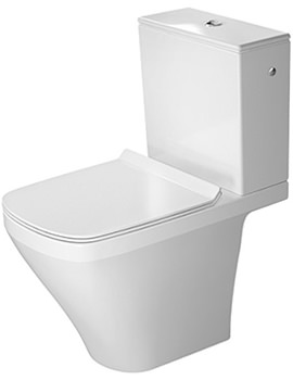Related Duravit DuraStyle 630mm Close Coupled Toilet With Cistern And Seat