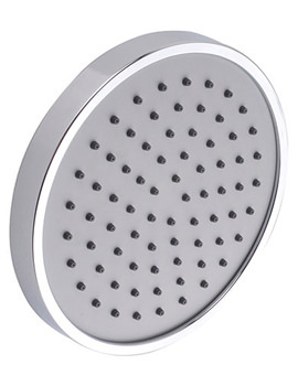 Mayfair Series C Chrome 6 Inch Round Thermostatic Shower - SCX270