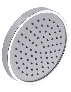 Mayfair Series F Chrome 6 Inch Round Shower Head - SFL270
