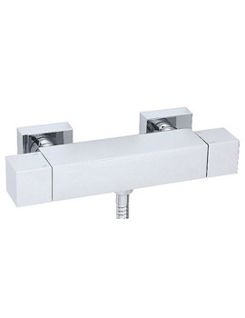 Tre Mercati Mr Darcy Exposed Thermostatic Shower Valve Chrome - 83011