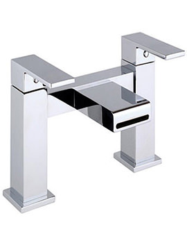 Mayfair Swell Chrome Bath Filler Tap - SWL005