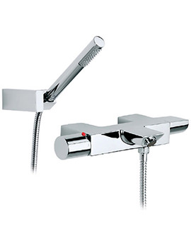 Touch Thermostatic Bath Shower Mixer Tap And Kit - 5A1147C00