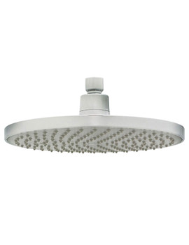 8 Inch Round Fixed Shower Head With Swivel Joint - HEAH05