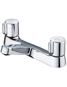 Alto Dual Control 2 Hole Bath Filler Tap - B9674AA