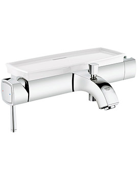 Related Grohe Spa Grandera Single Lever Bath Shower Mixer - 23317000