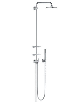 Rainshower Shower System With Diverter - 27361000