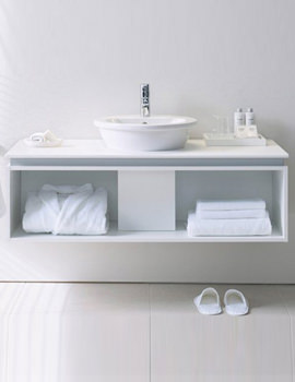 Related Bacino 420mm Basin On Darling New Furniture 1200mm - DN645101451