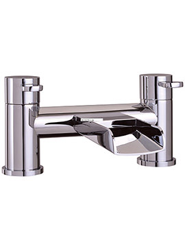 Mayfair Lila Bath Filler Tap Chrome - LIL005