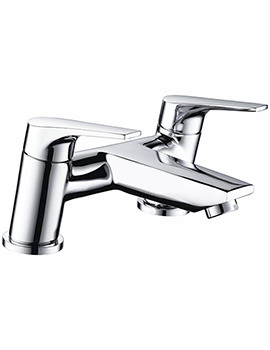 Vantage Chrome Plated Bath Filler Tap - VT BF C
