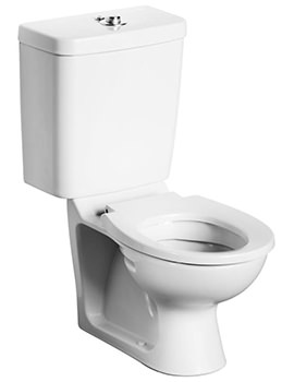 Contour 21 Close Coupled WC Pan With Cistern