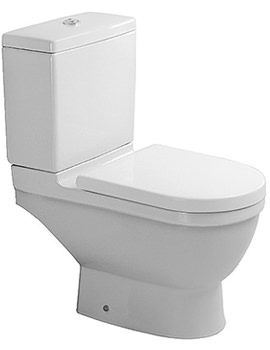 Related Duravit Starck 3 Close Coupled Toilet with Cistern Seat and Cover - 012609