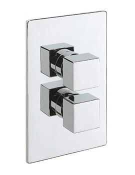 Geysir Concealed Thermostatic Shower Valve - 83050
