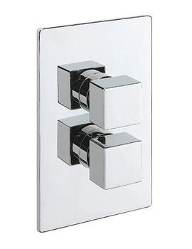 Geysir Concealed Thermostatic Shower Valve - 83050