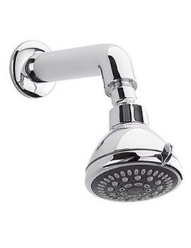 Fred Head With Millennium Arm Shower Kit - 8032