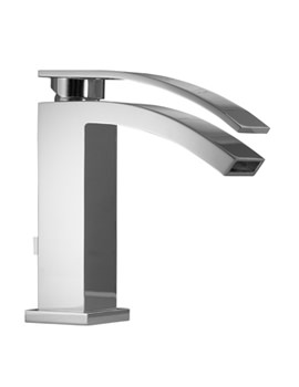 Related Porcelanosa Noken Imagine Single Lever Basin Mixer Tap With Pop-Up Waste