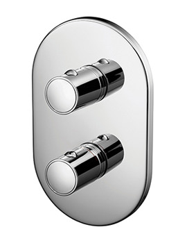 Related Ideal Standard Trevi Ascari Shower Valve Face Plate - A3971AA