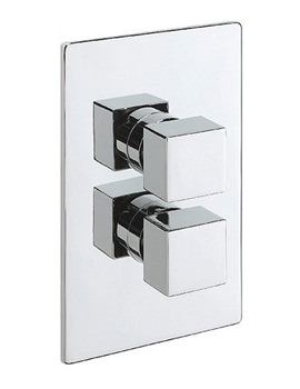 Dance Concealed Thermostatic Shower Valve Chrome - 83050