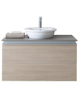 Related Duravit Bacino Basin 420mm On Darling New 600mm Furniture - DN646301451