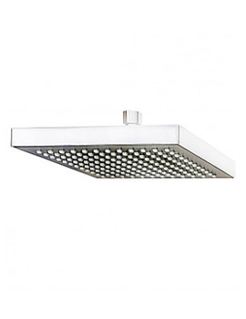 Grace Chrome Fixed Shower Head - TSHFGRACCH